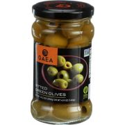 Gaea Olympian Pitted Green Olives, 4.9 Ounce -- 8 per case