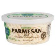 Follow Your Heart Parmesan Style Shredded Cheese Alternative, 4 Ounce -- 8 per case.