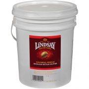 Sicilian Colossal Whole Olives With Pit, 5 Gallon -- 1 Pail