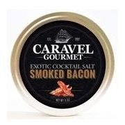 Caravel Gourmet Smoked Bacon Exotic Cocktail Salt, 5 Ounce -- 6 per case