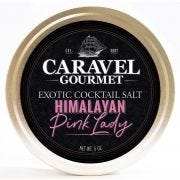 Caravel Gourmet Pink Lady Exotic Cocktail Salt, 5 Ounce -- 6 per case