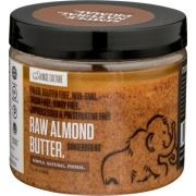 Base Culture Gingerbread Raw Almond Butter, 16 Ounce -- 6 per case