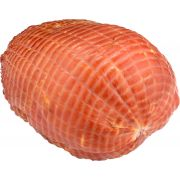 Tyson Wright Brand Hickory Smoked Mini Round Pit Ham, 8 Pound -- 1 each.