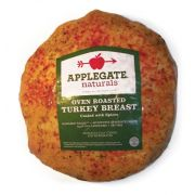 Applegate Natural Roasted Layout Turkey, 7.5 Pound -- 2 per case.