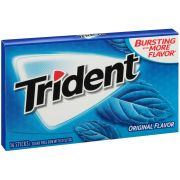 Trident Mixed Sugar Free Gum - Floorstand -- 144 per case
