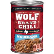 Wolf Chili without Beans, 15 Ounce -- 12 per case