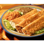 Taste Traditions Enchilada - Beef and Cheese, 5 Ounce -- 24 per case.
