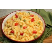 Taste Traditions Southwest Macaroni and Cheese - Entree, 5 Pound -- 4 per case.