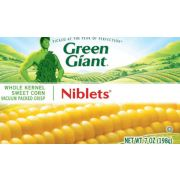 Green Giant Whole Kernel Golden Corn, 7 Ounce -- 12 per case.