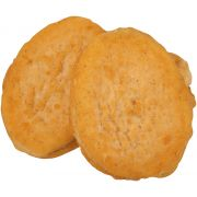 Tyson Homestyle Fully Cooked Round Chicken Patty, 3.53 Ounce -- 60 per case.