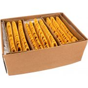 Mexican Original Ground Fried Yellow Corn Taco Shell, 6.5 Pound -- 1 each.