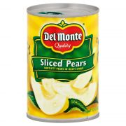 Delmonte Sliced Pears, 15.25 Ounce -- 12 per case.