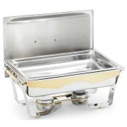 Vollrath Rectangle Water Pan for 9 Quart Chafer -- 1 each