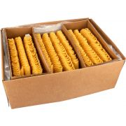 Mexican 6 inch Original Whole Grain Yellow Corn Taco Shell, 6.5 Pound -- 1 each.