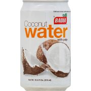 Badia Coconut Water With Pulp, 10.5 Fluid Ounce -- 12 per case