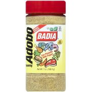 Badia Adobo Seasoning with Pepper, 7 Ounce -- 6 per case