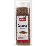 Badia Whole Caraway, 16 Ounce Bottle -- 6 per case