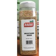Badia Mustard Seed, 24 Ounce -- 6 per case