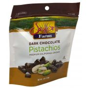 Commodity Nutmeats Premium Dark Chocolate Pistachios, 5 Ounce -- 10 per case