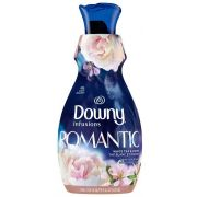 Downy Infusions Romantic Fabric Softener, 32 Fluid Ounce -- 6 per case