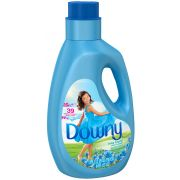 Downy Non Concentrated Liquid Fabric Softener, 64 Fluid Ounce -- 8 per case.
