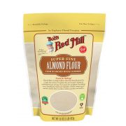 Bobs Red Mill Almond Flour - Shipper, 16 Ounce -- 36 per case.