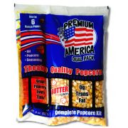 Great Western Popcorn - Dual Pack, 8 Ounce -- 36 per case.