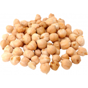 Commodity Canned Fruit and Vegetables All Natural Extra Fancy Chickpeas, Number 10 Can -- 6 per case