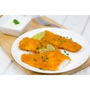 Oceanway Seafood Cash and Carry Breaded Flounder Tenders, 2.5 Pound -- 4 per case.