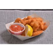 Oceanway Seafood Imitation Breaded Mini Shrimp, 7.5 Ounce -- 12 per case.