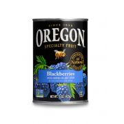 Oregon Fruit Blackberries in Syrup, 15 Ounce -- 8 per case