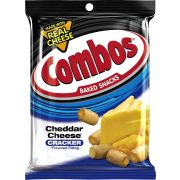 Combos Mixed 5 Flavor Baked Snacks - Display Ready Case, 6.3 Ounce -- 72 per case.