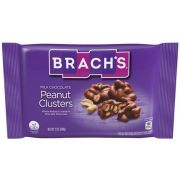 Brachs Milk Chocolate Peanut Clusters, 12 Ounce -- 12 per case
