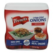 Frenchs Original French Fried Onion, 6 Ounce -- 16 per case.