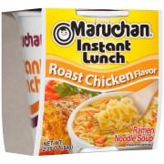 Maruchan Instant Lunch Roast Chicken Ramen Noodle Soup , 2.25 Ounce -- 12 per case.