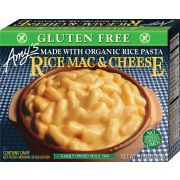 Amys Organic Macaroni and Cheese Rice, 9 Ounce -- 12 per case