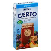 Kraft Certo Fruit Liquid Pectin -- 16 per case.