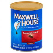 Maxwell House Gourmet Roast Ground Coffee, 11 Ounce -- 6 per case.