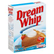 Dream Whip Topping 12 Per Case, 2.6 Ounce Each