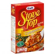 Stove Top Corn Bread Stuffing,  6 Ounce --12 Case