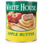 Commodity Canned Fruit and Vegetables Natural Fruit Apple Butter, Number 10 Can -- 6 per case