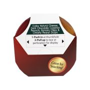 Sargento Sweet Balanced Breaks Colby Cheese, 1.5 Ounce -- 12 per case.