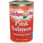 Traditional Pink Salmon 24 Can 14.75 Ounce