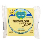 Follow Your Heart Provolone Style Cheese Slice, 7 Ounce -- 12 per case