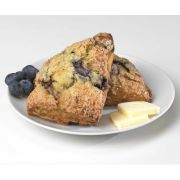 Davids Blueberry Scone, 4 Ounce -- 20 per case.