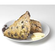 Davids Chocolate Chip Scone, 4 Ounce -- 80 per case.