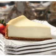 Davids Cookies Sliced Plain New York Style Cheesecake, 68 Ounce -- 2 per case.