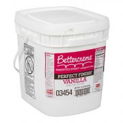 Rich Bettercreme Pre Whipped Perfect Finish Vanilla Icing and Filling, 15 Pound -- 1 each.