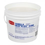 Rich Products Corporation Vanilla Heat N Ice Icing, 12 Pound -- 1 each.