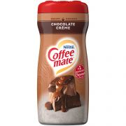 Coffee Mate Creamy Chocolate Powder Creamer, 15 Ounce -- 6 per case.
